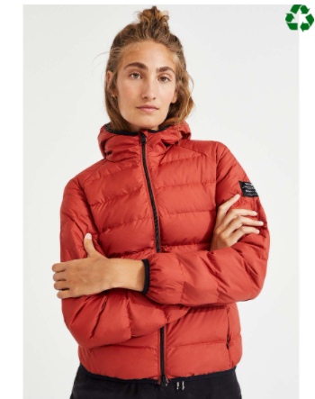 chaqueta mujer ecoalf