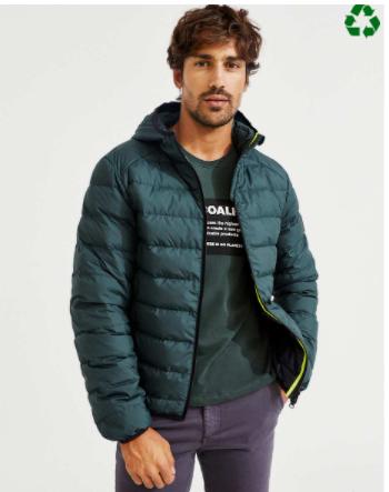 chaqueta hombre ecoalf
