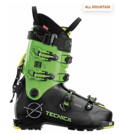 botas esquí tecnica zero g tour