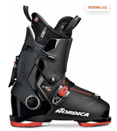 botas esquí nordica hf 110 gripawalk