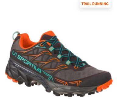 zapatilla trail running la sportiva