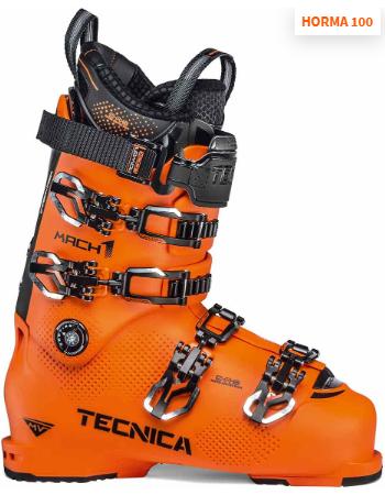 botas esquí tecnica mach1 130