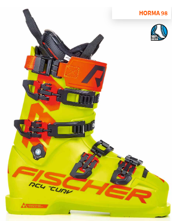 botas esquí fischer vacuum 130
