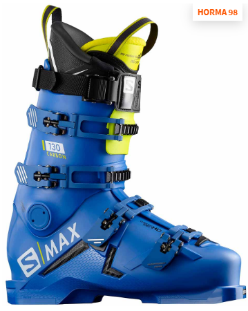 botas esquí salomon max 130