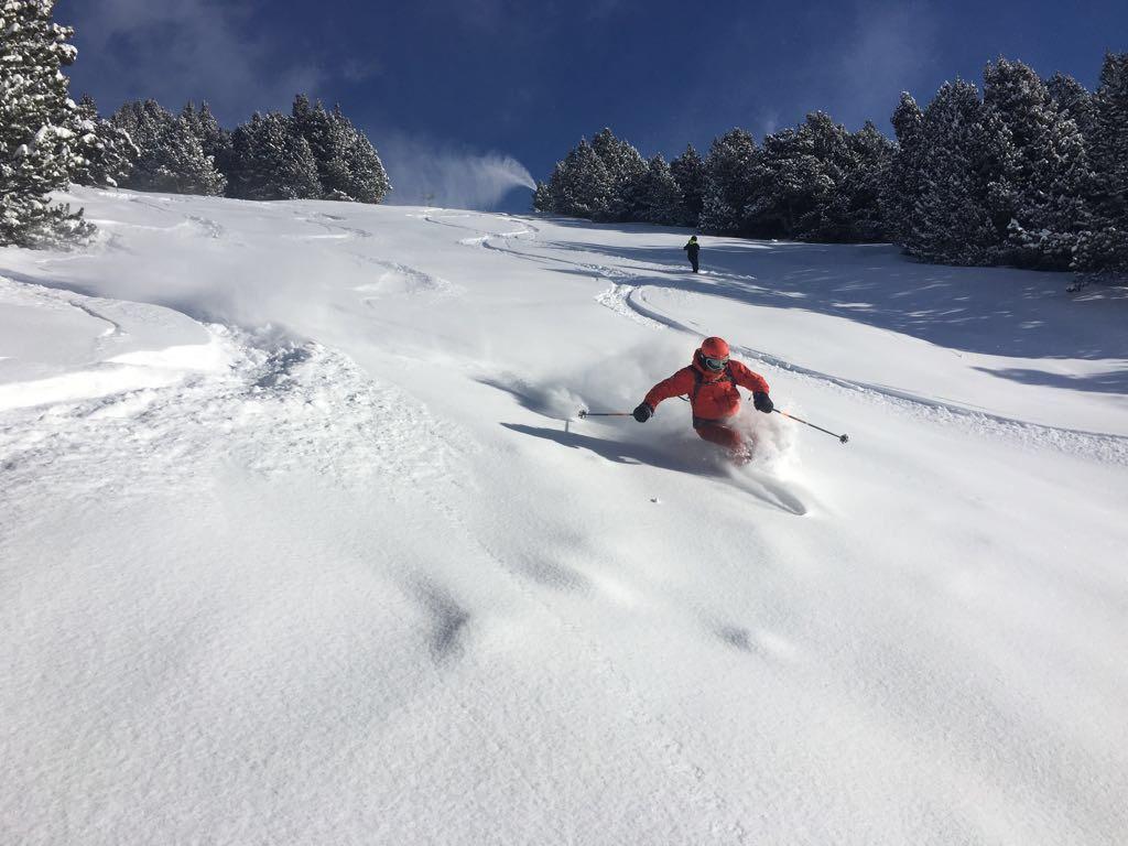 temporada esquí baqueira beret
