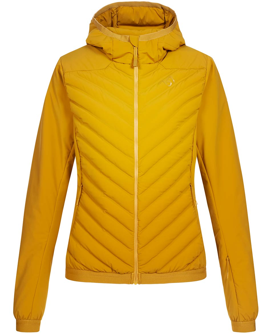 MOUNTAIN FORCE CHAQUETA DE FIBRA CON CAPUCHA MOUNTAIN FORCE SLANT