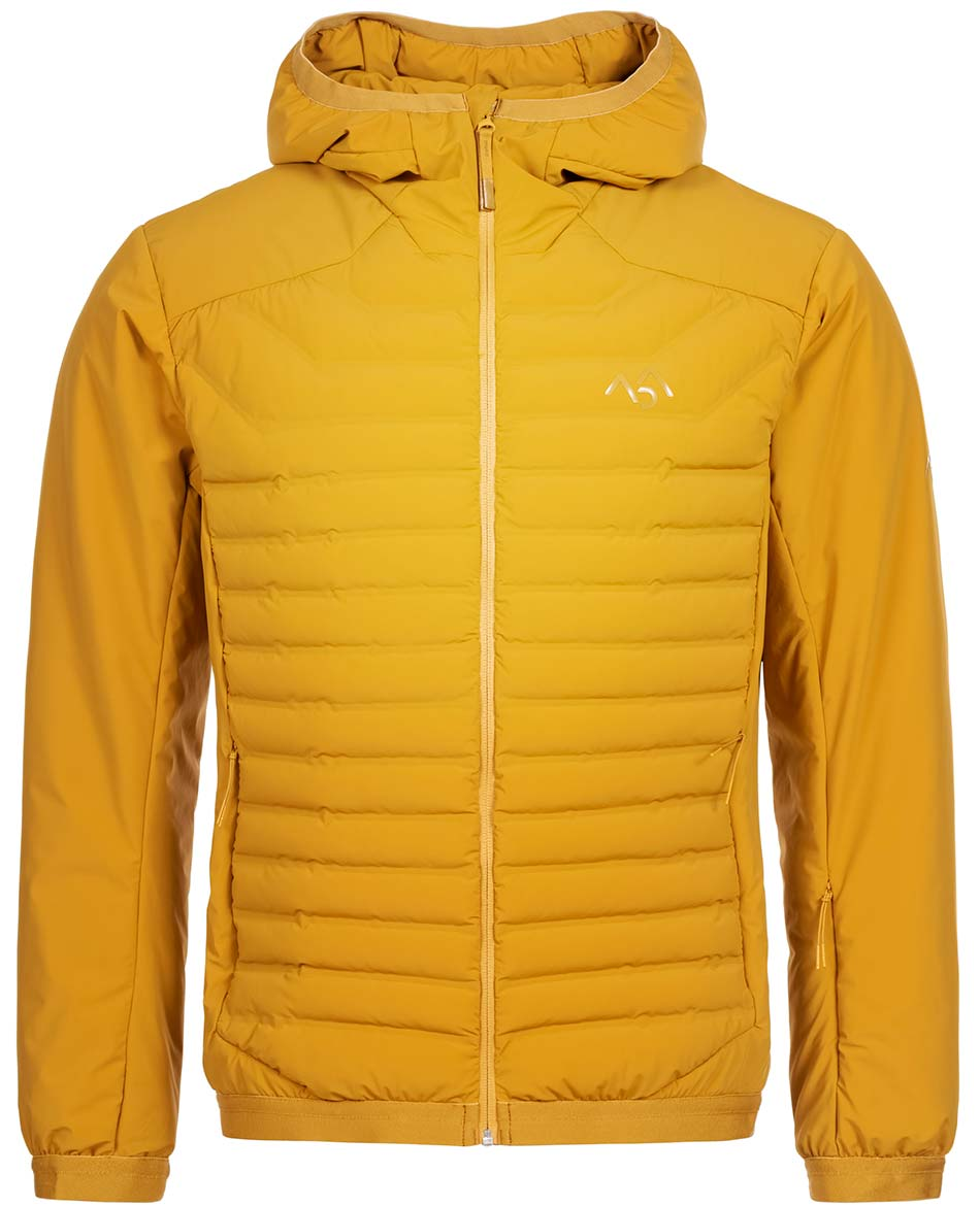 MOUNTAIN FORCE CHAQUETA DE FIBRA CON CAPUCHA MOUNTAIN FORCE HORIZ