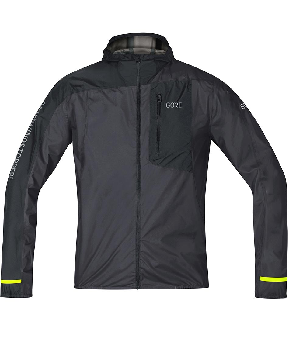 GORE CHAQUETA R7 GORE® WINDSTOPPER® LIGHT