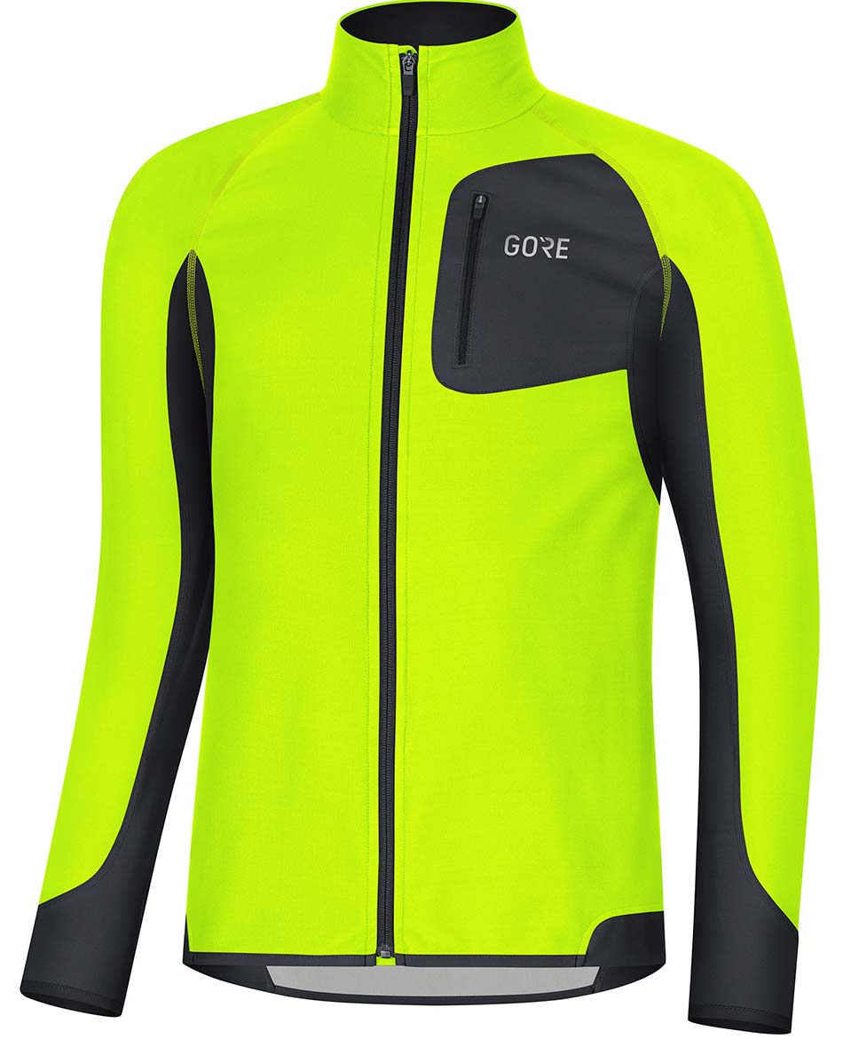 GORE CHAQUETA R3 PARTIAL WINDSTOPPER®