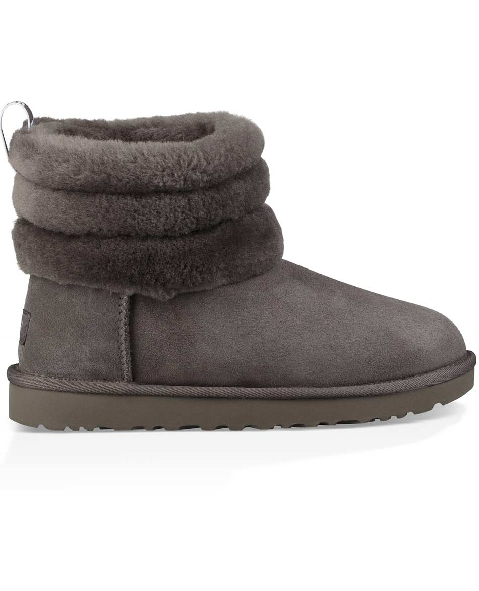 UGG DESCANSOS FLUFF MINI QUILTED W