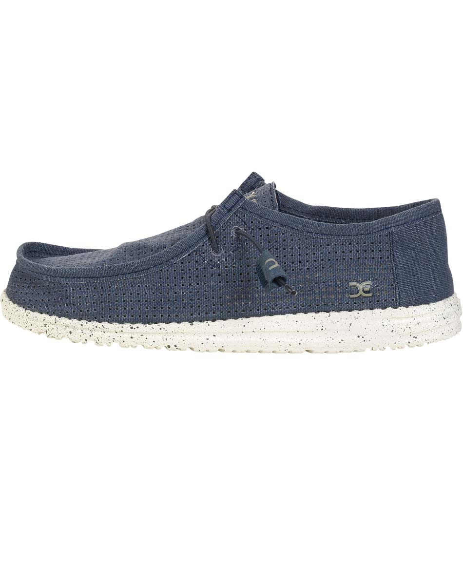DUDE ZUECOS WALLY PERFORATED