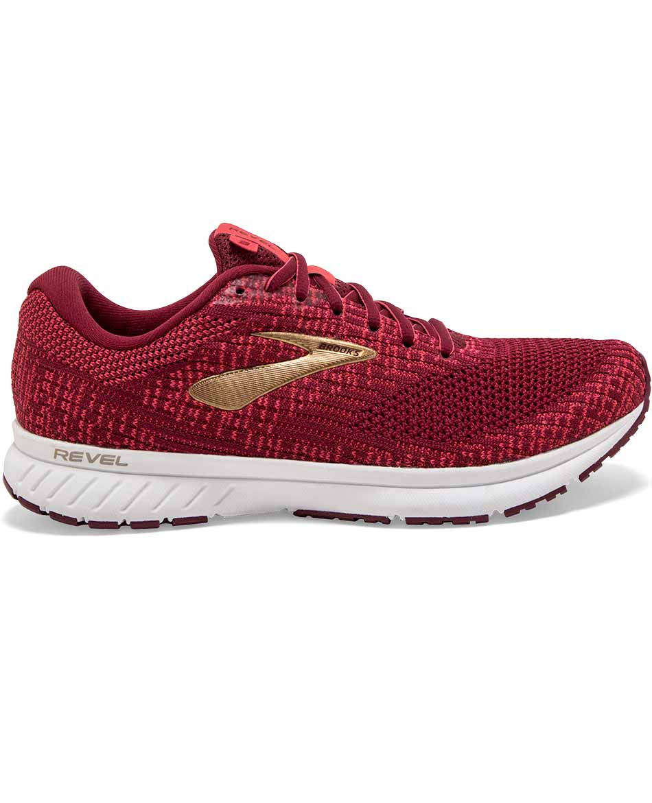 BROOKS ZAPATILLAS REVEL 3 W