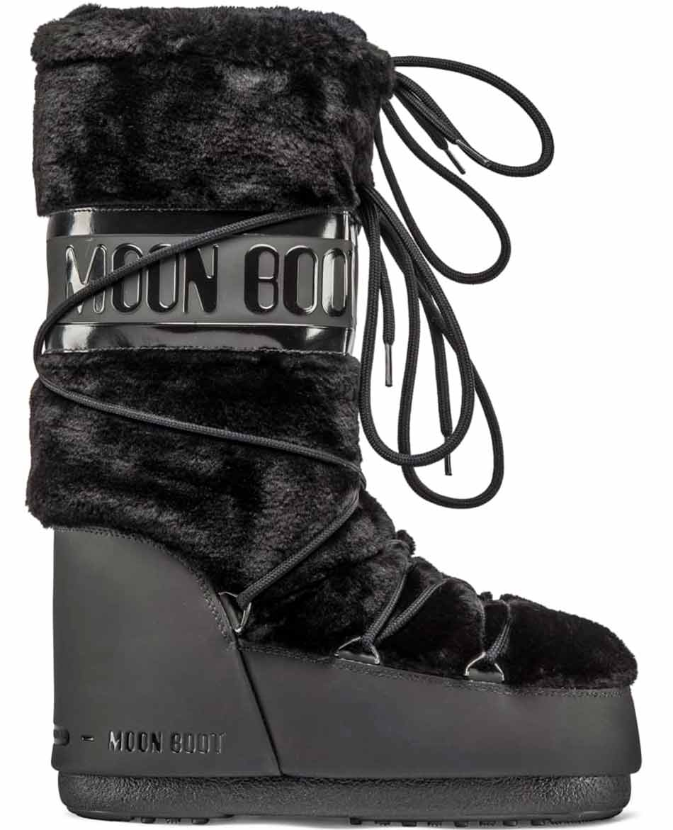 MOON BOOT DESCANSOS MOON BOOT FAUX FUR