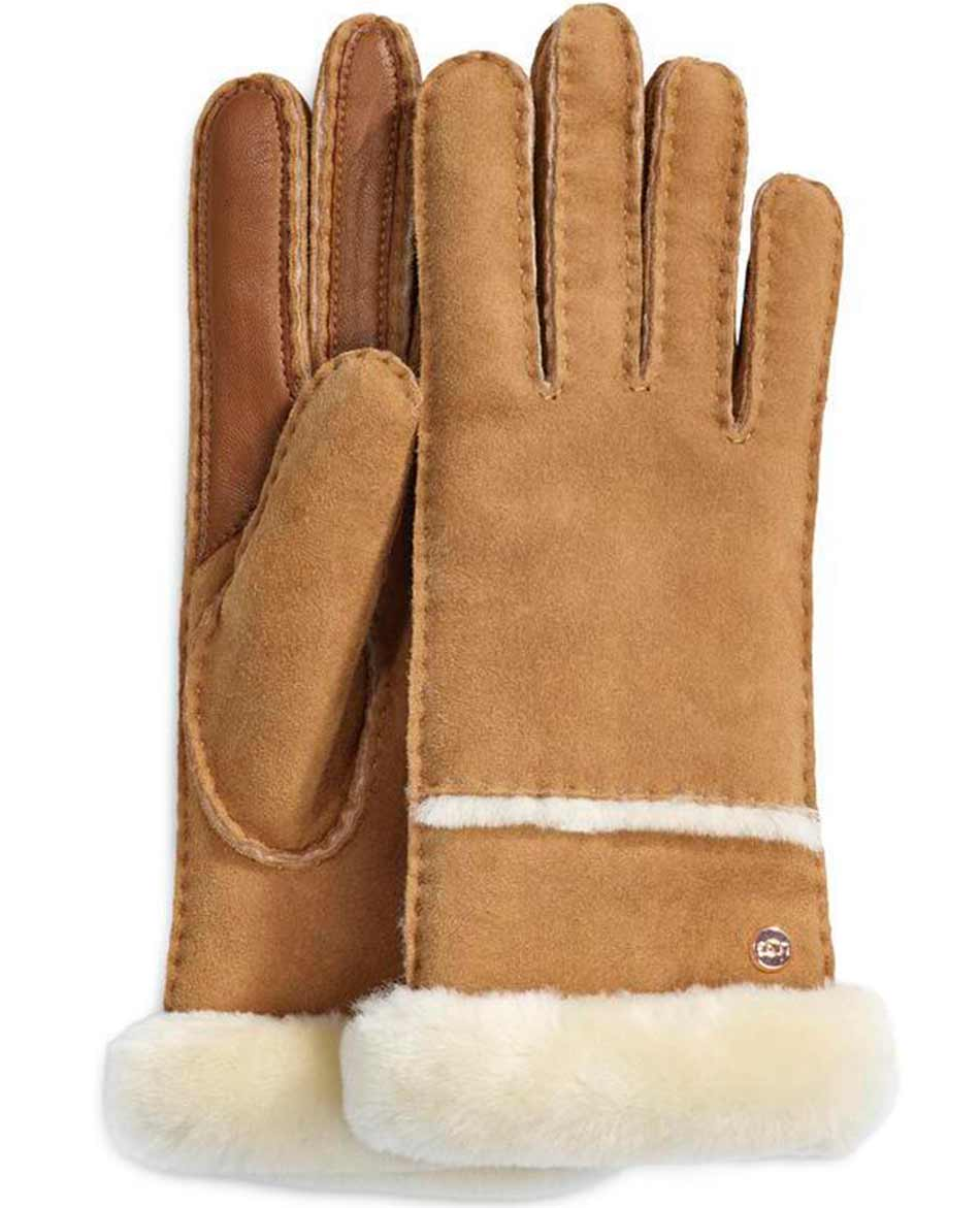 UGG GUANTES SEAMED TECH W