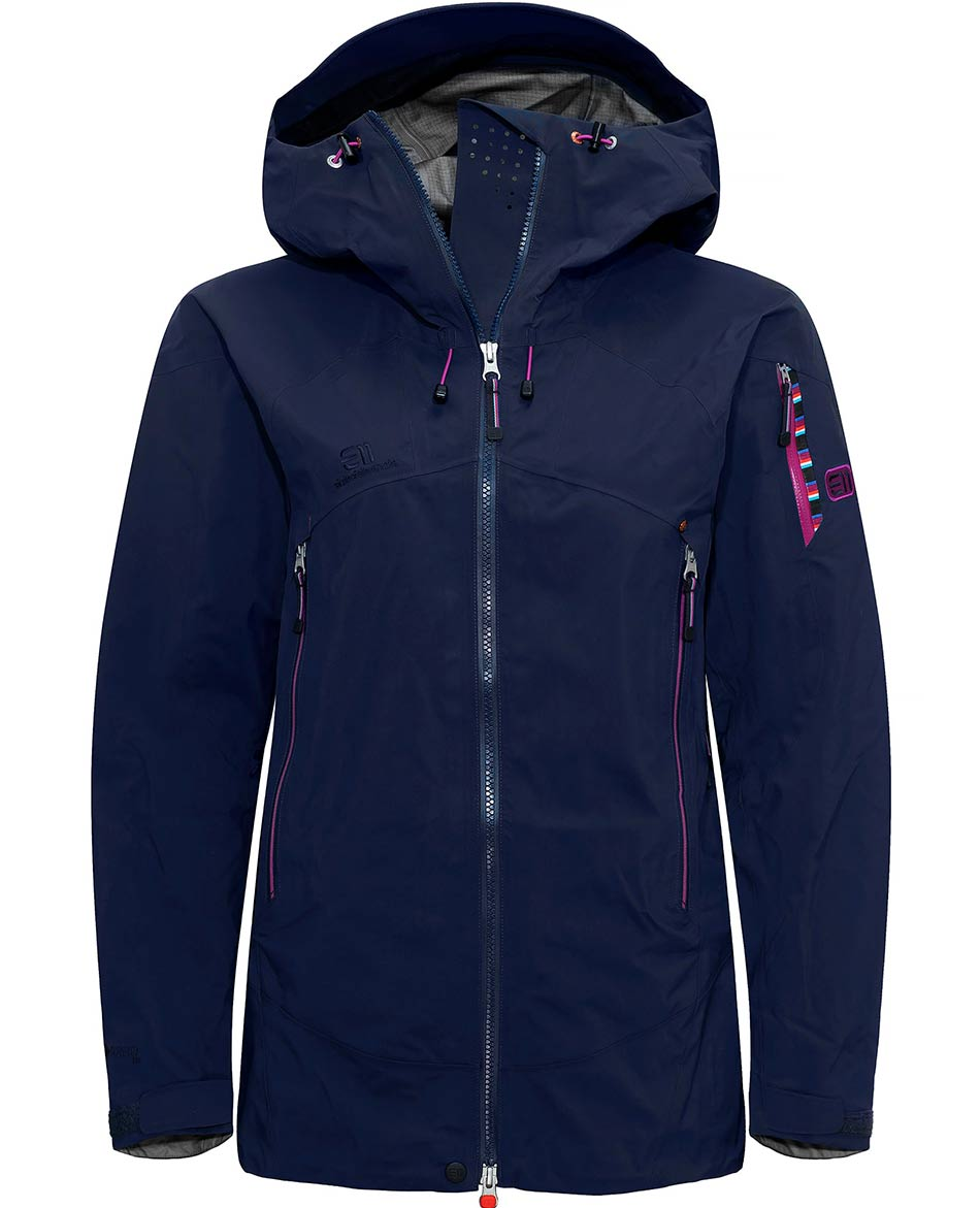 ELEVENATE CHAQUETA ELEVENATE SHELL BEC DE ROSSES GORE-TEX® P
