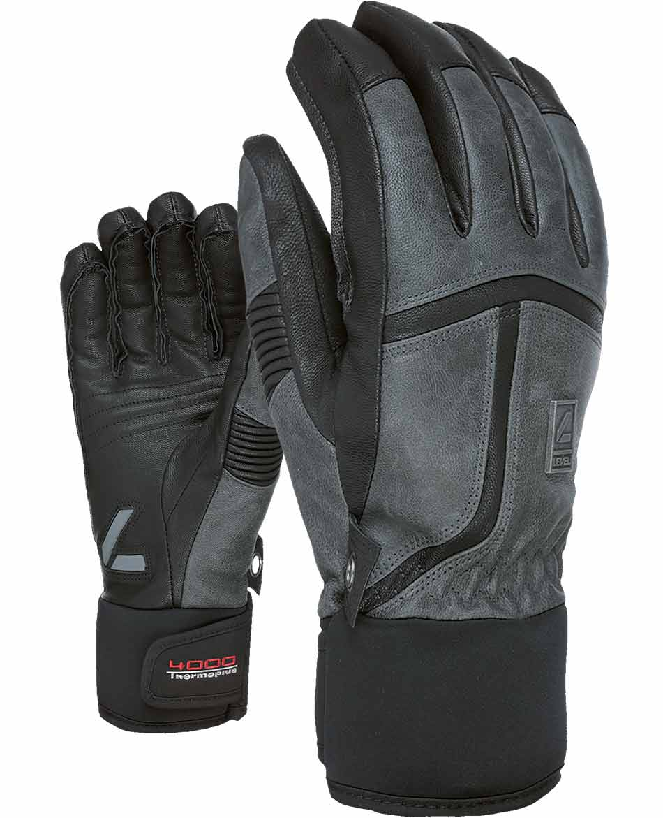 LEVEL GUANTES OFF PISTE LEATHER