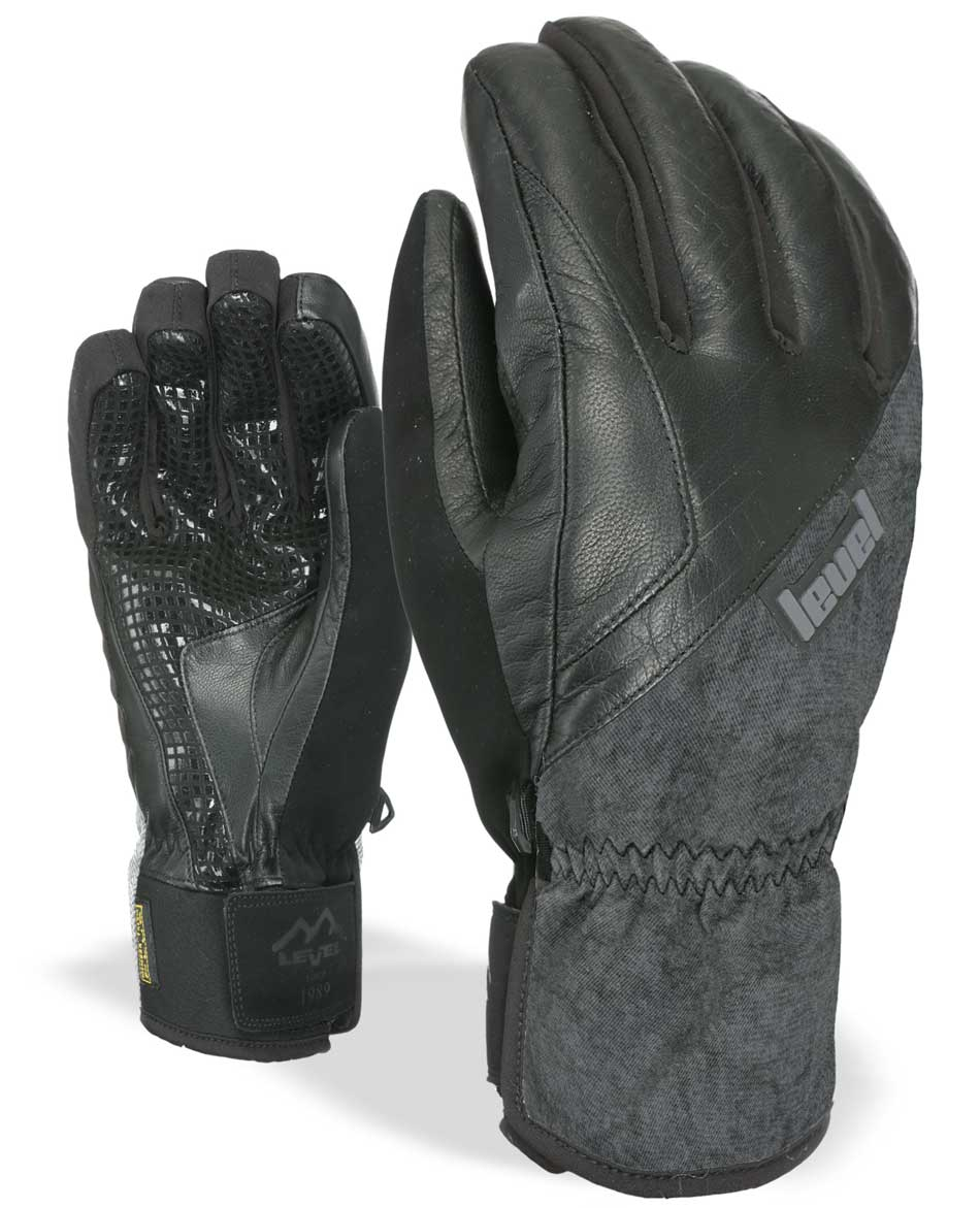 LEVEL GUANTES LEVEL REBEL LEATHER