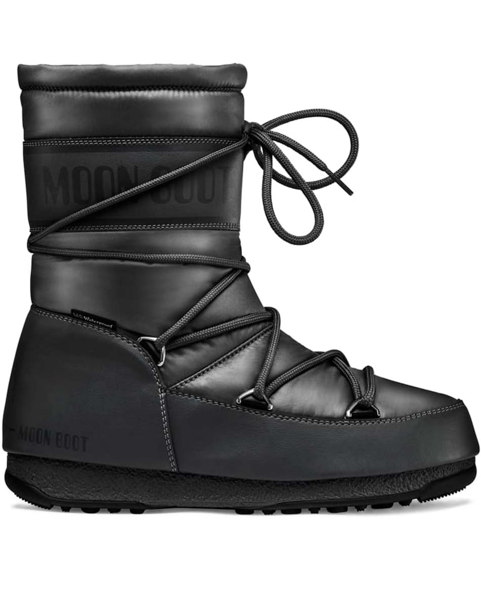 MOON BOOT DESCANSOS MOON BOOT MID NYLON WATERPROOF
