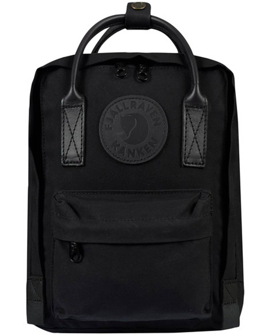 FJALLRAVEN MOCHILA KANKEN N.2 BLACK MINI