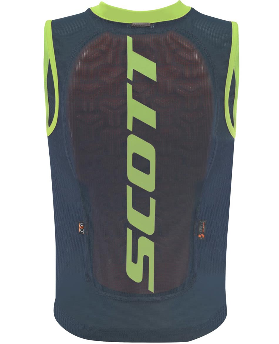 SCOTT PROTECCION CON CHALECO SCOTT ACTIFIT PLUS NIÑOS