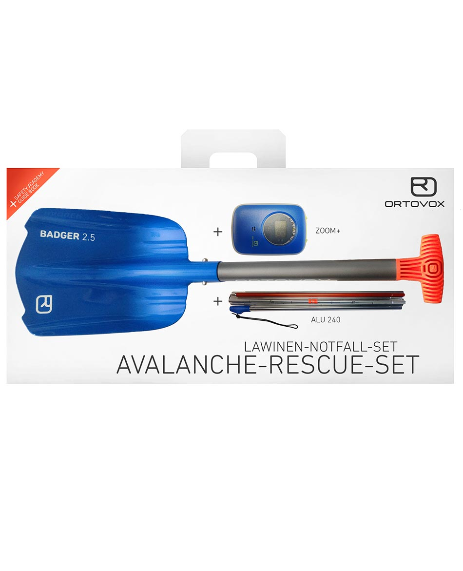 ORTOVOX ARVA ORTOVOX AVALANCHE RESCUE KIT ZOOM+
