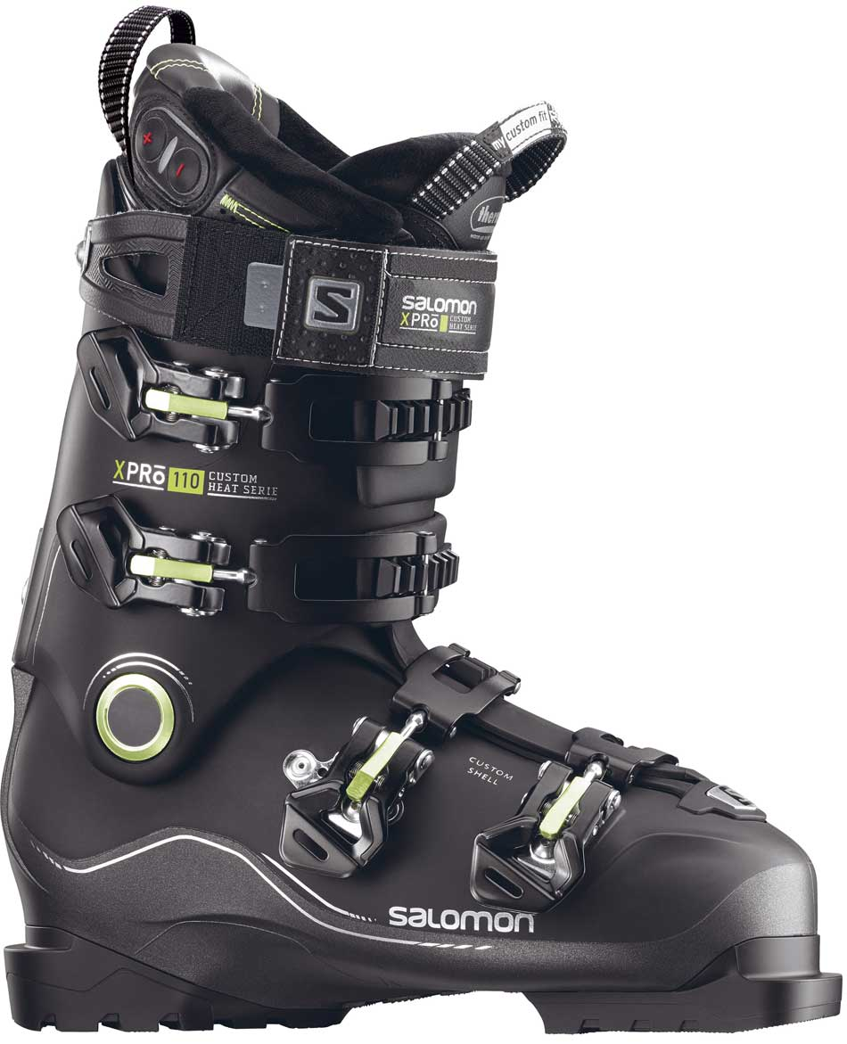 SALOMON BOTAS X PRO CUSTOM HEAT 110