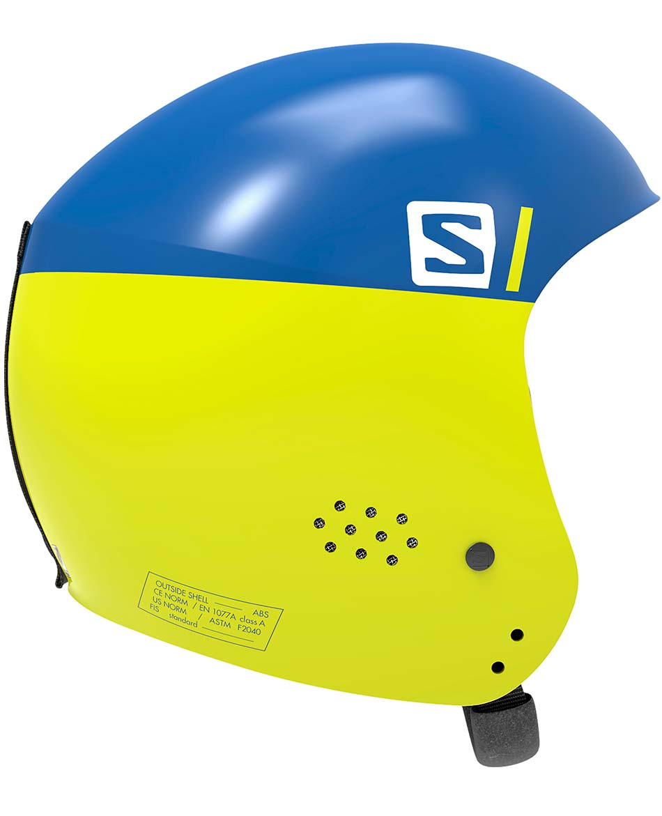 SALOMON CASCO SALOMON S RACE FIS INJECTED JUNIOR