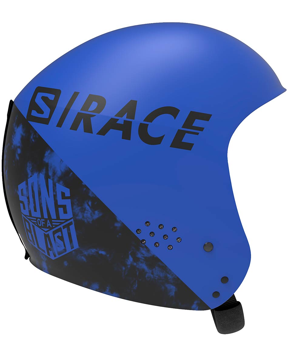 SALOMON CASCO SALOMON S/RACE FIS INJECTED JUNIOR