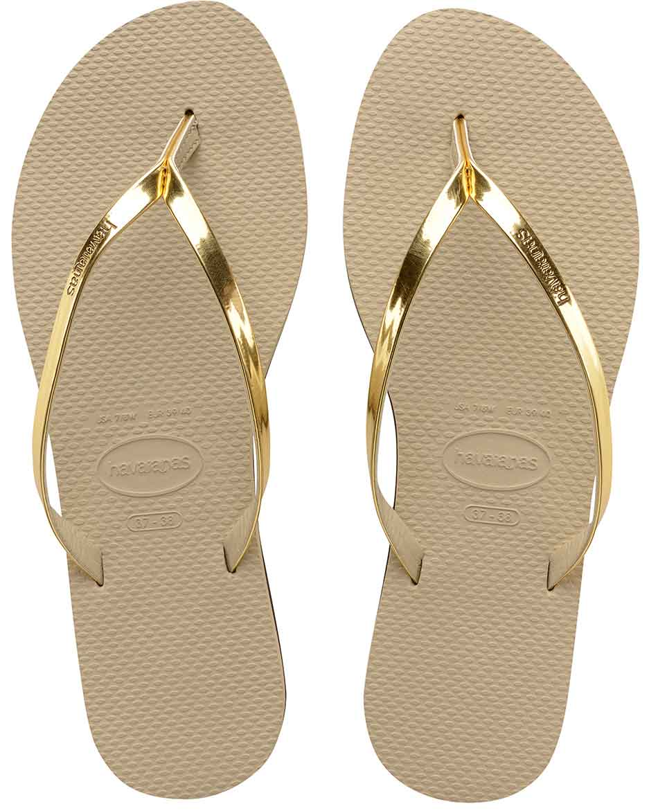 HAVAIANAS CHANCLAS HAVAIANAS YOU METALLIC