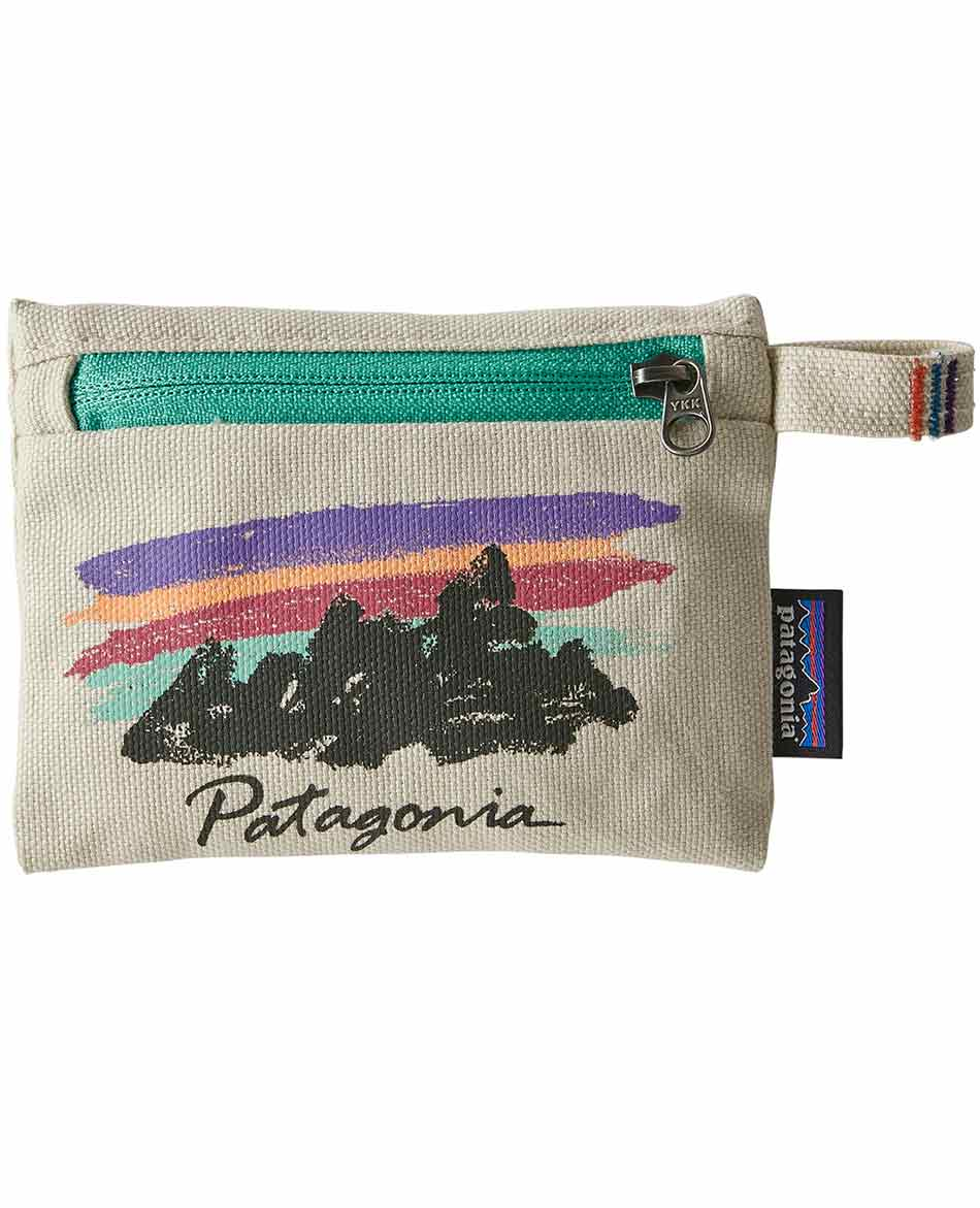 PATAGONIA MONEDERO SMALL PATAGONIA ZIPPERED POUCH
