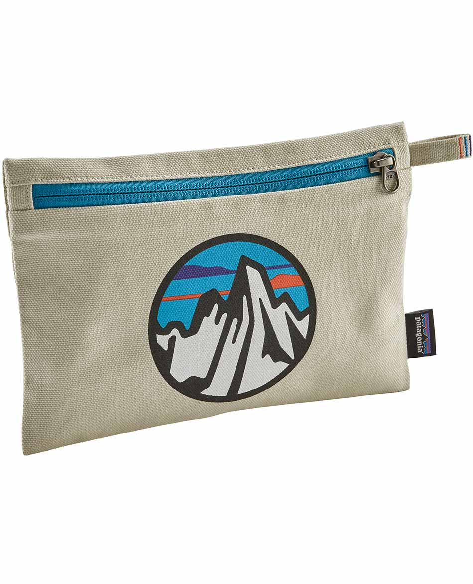 PATAGONIA NECESER ZIPPERED POUCH