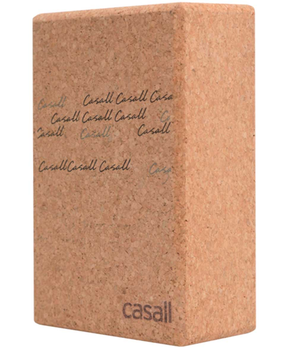CASALL BLOC YOGA NATURAL CORK