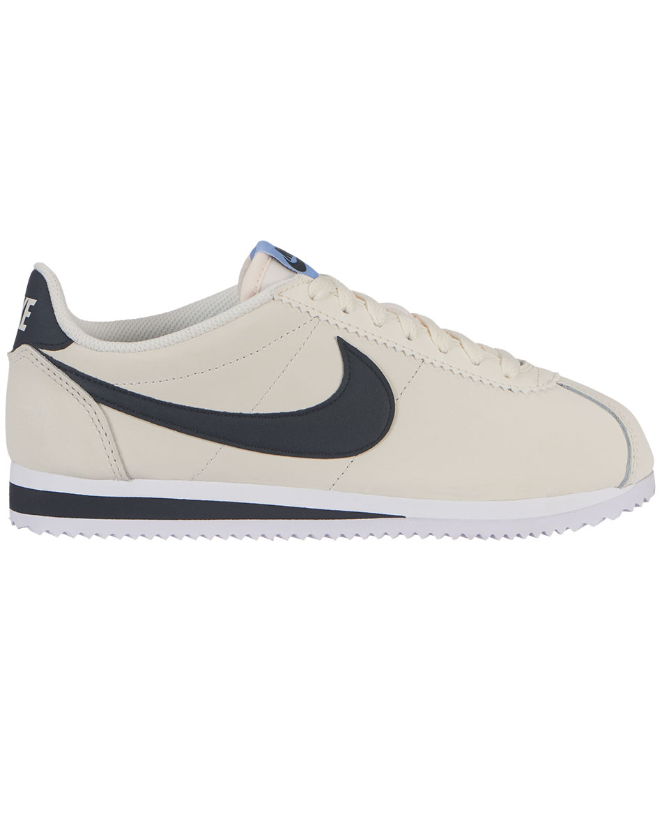 NIKE ZAPATILLAS CLASSIC CORTEZ LEATHER W