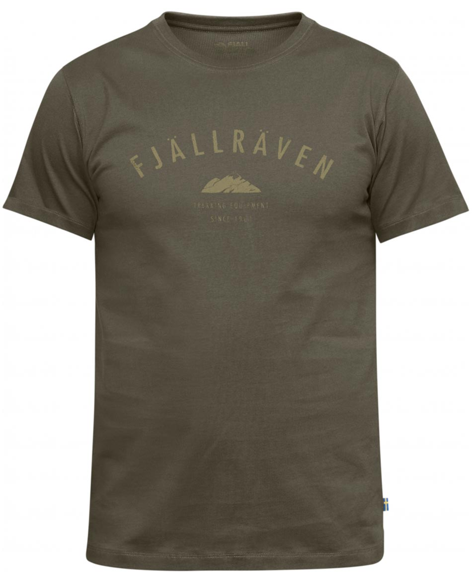 FJALLRAVEN CAMISETA FJALLRAVEN TREKKING EQUIPMENT