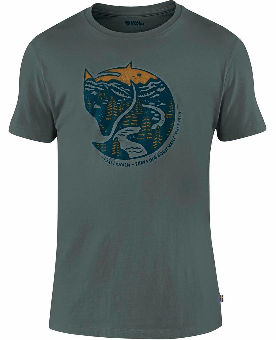 FJALLRAVEN CAMISETA ARTIC FOX