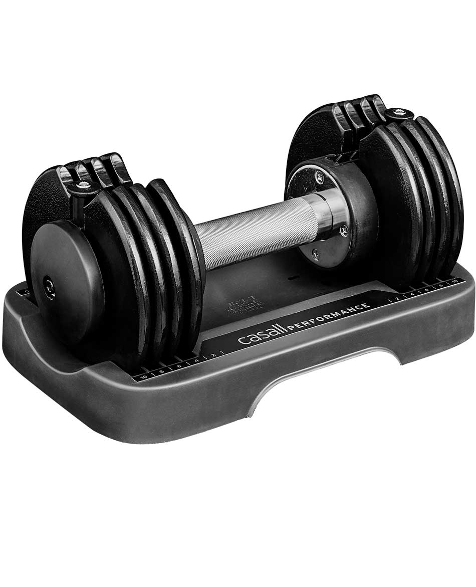 CASALL PESAS CASALL PRF ADJUSTABLE DUMBBELLS SET 10KG