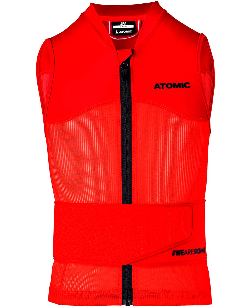 ATOMIC PROTECTOR ATOMIC ESPALDA LIVE SHIELD JUNIOR