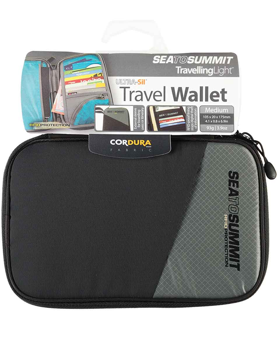 SEATOSUMMIT BILLETERO SEATOSUMMIT RFID TRAVELLINGLIGHT® SMALL