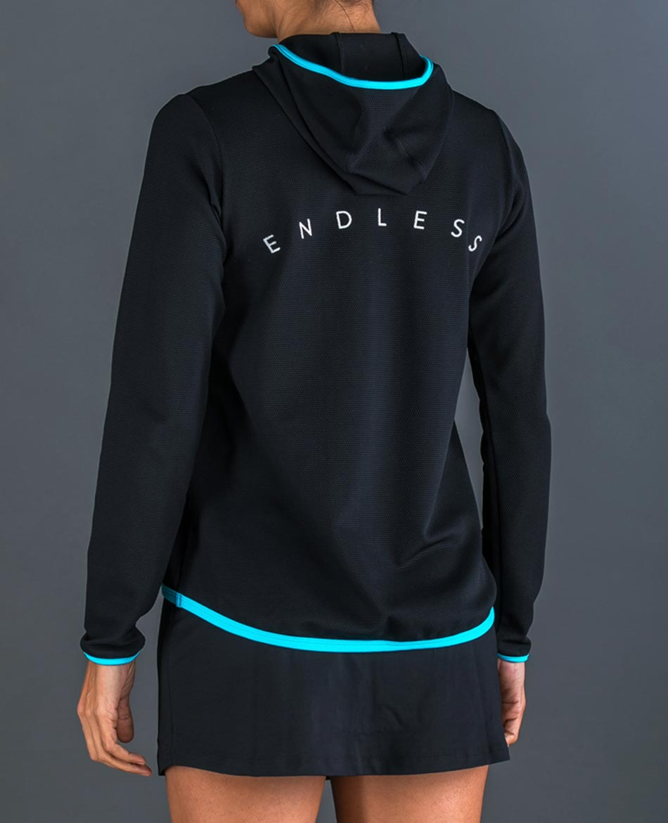 ENDLESS SUDADERA CON CAPUCHA ENDLESS BREATHE