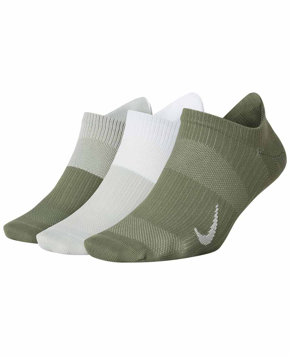 NIKE CALCETINES NIKE EVERYDAY PLUS LIGHTWEIGHT 3 PARES