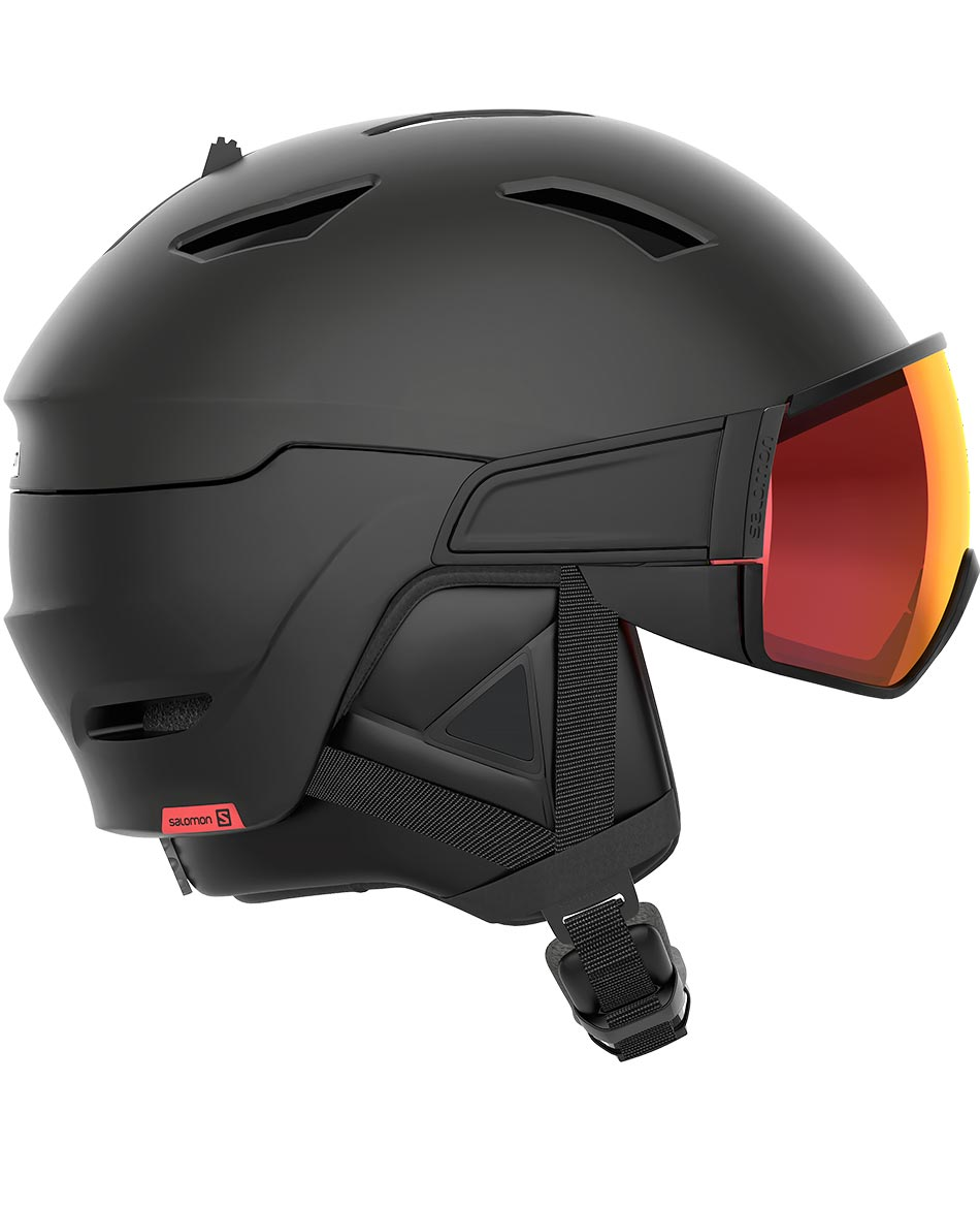 SALOMON CASCO DRIVER+ PHOTO
