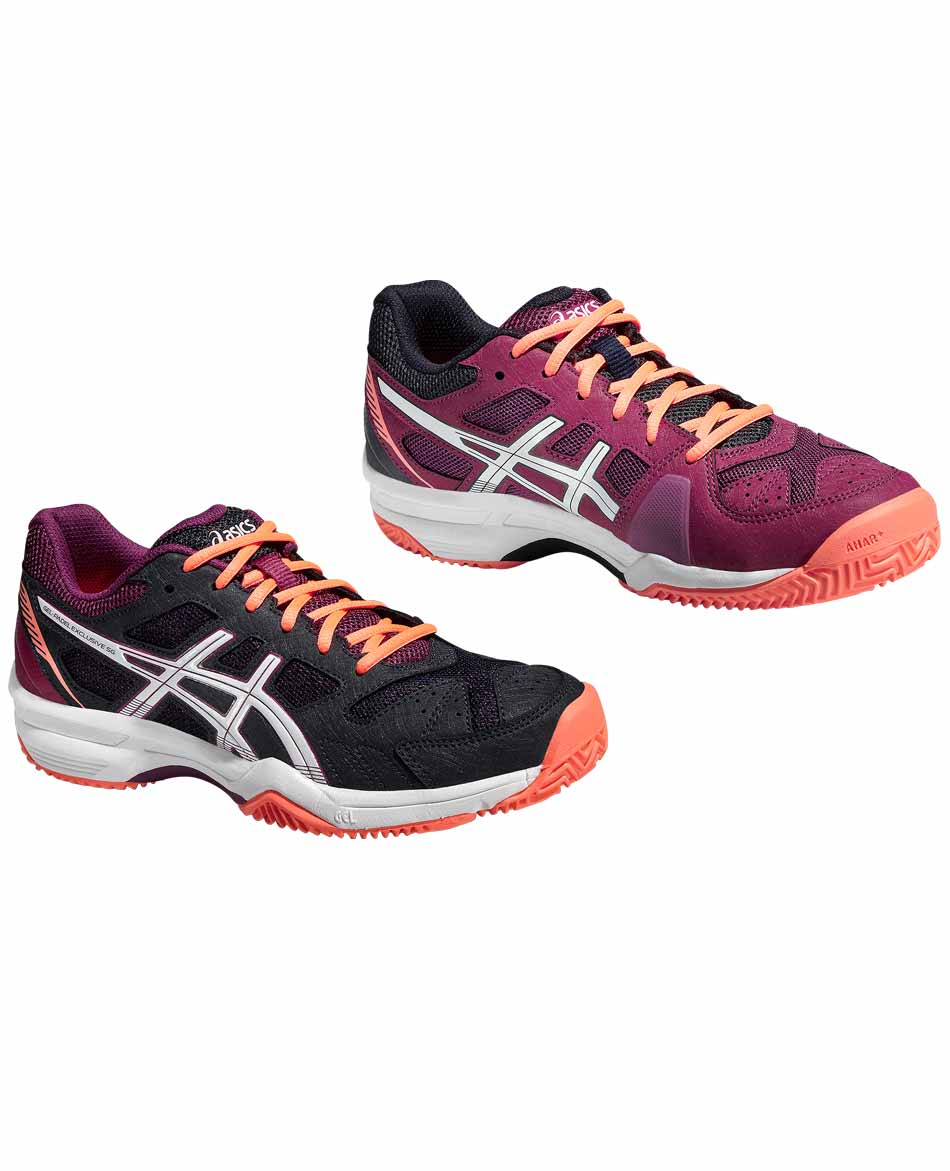 ASICS ZAPATILLAS GEL-PADEL EXCLUSIVE 4 SG W