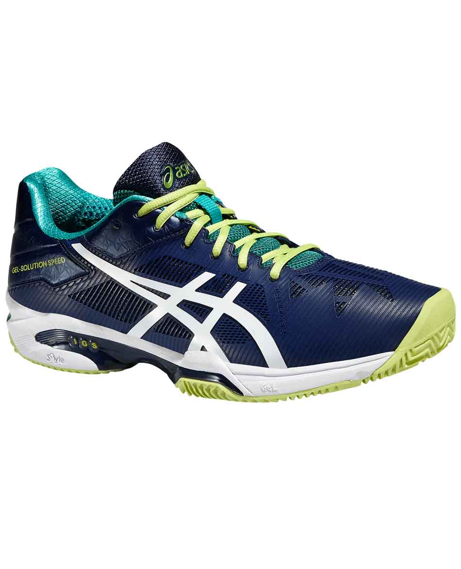 ASICS ZAPATILLAS GEL-SOLUTION SPEED 3 CLAY