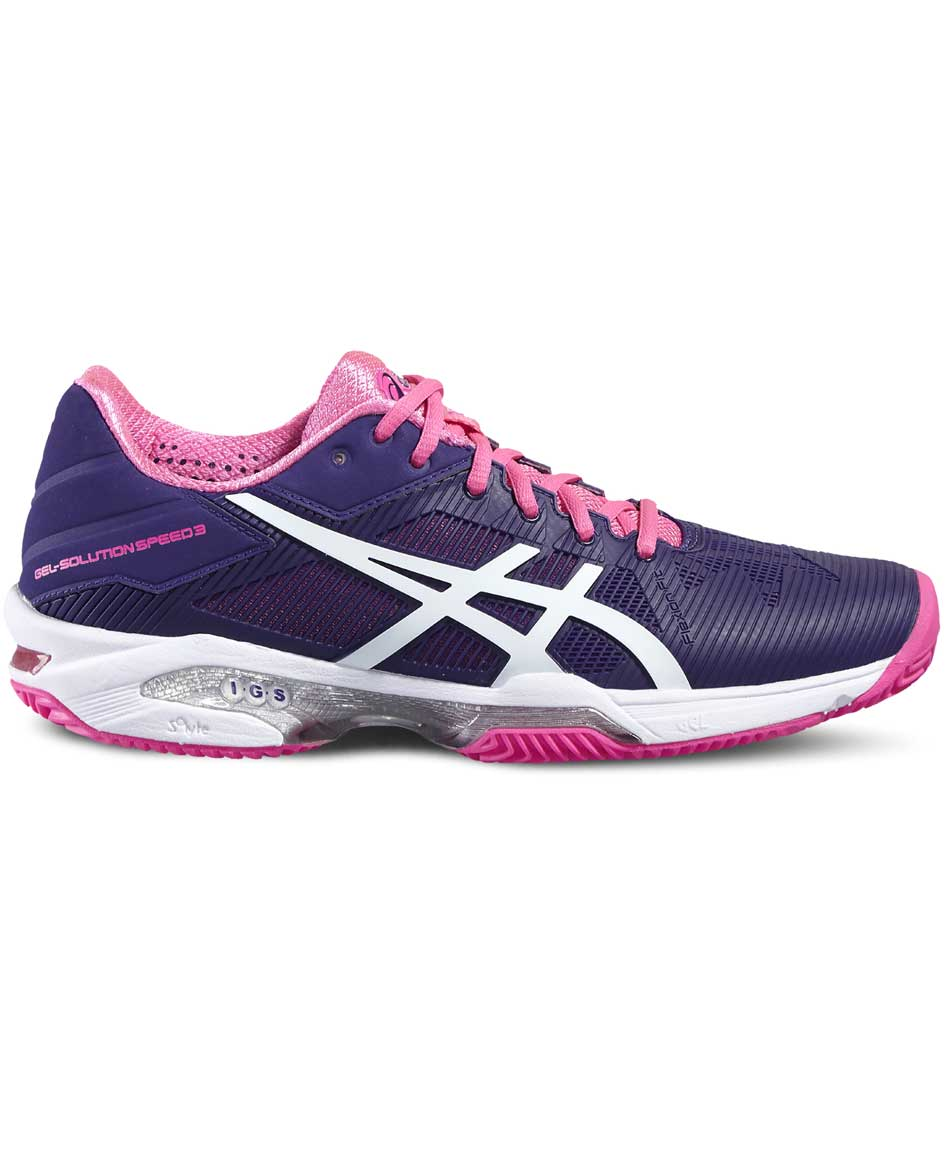 ASICS ZAPATILLAS ASICS GEL-SOLUTION SPEED 3 CLAY