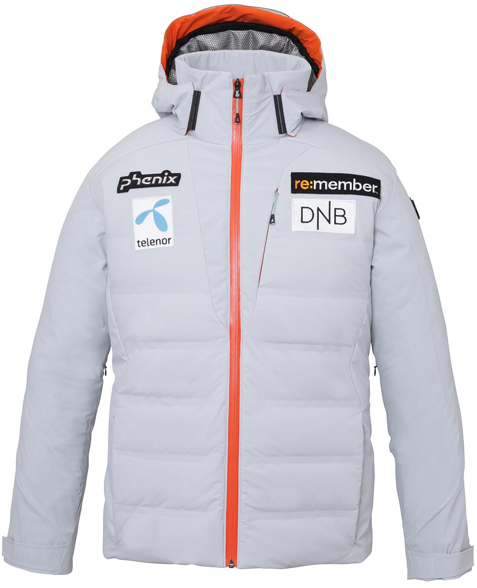 PHENIX ANORAK PHENIX NORWAY ALPIN TEAM HYBRID DOWN
