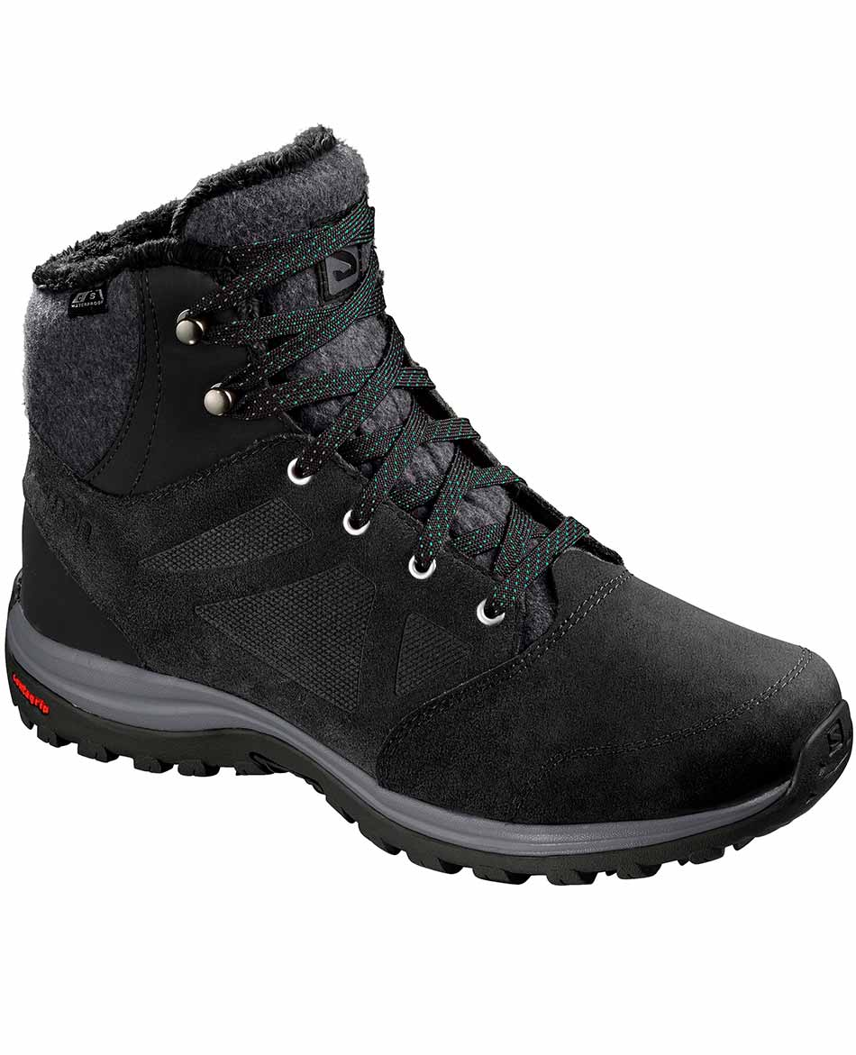 SALOMON BOTAS ELLIPSE FREEZE CLIMASALOMON WATERPROOF W