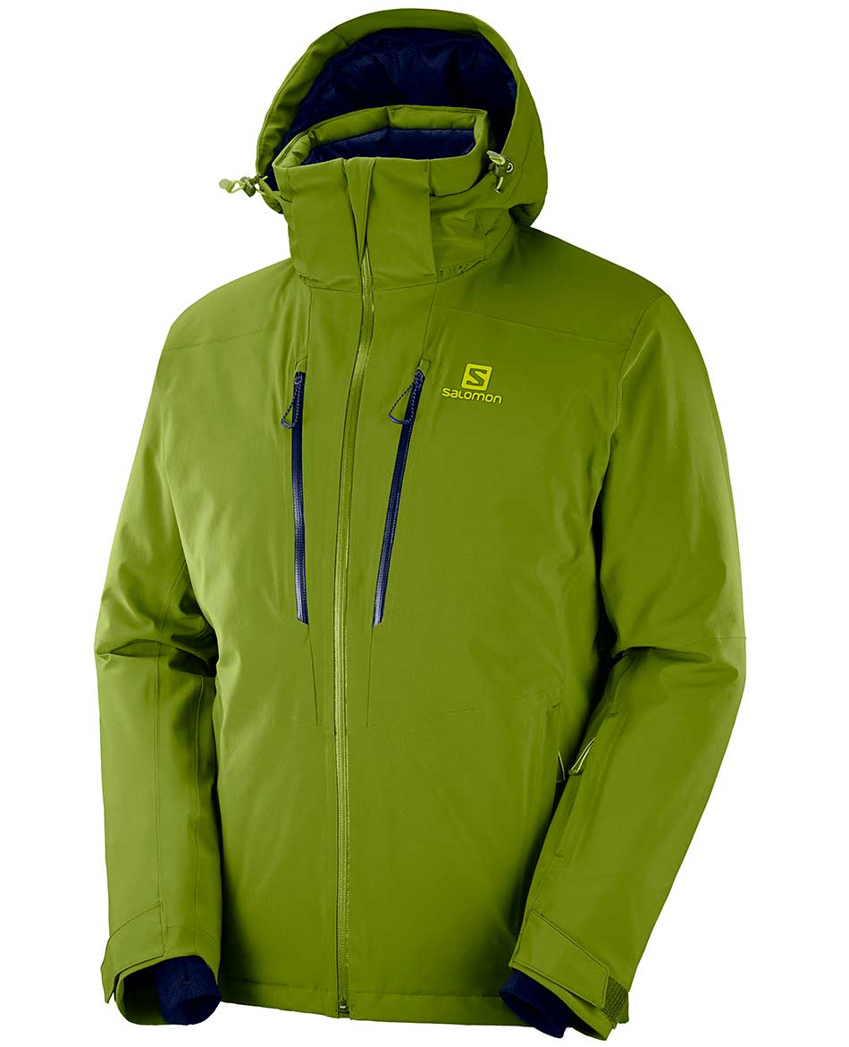 SALOMON ANORAK SALOMON  ICEFROST