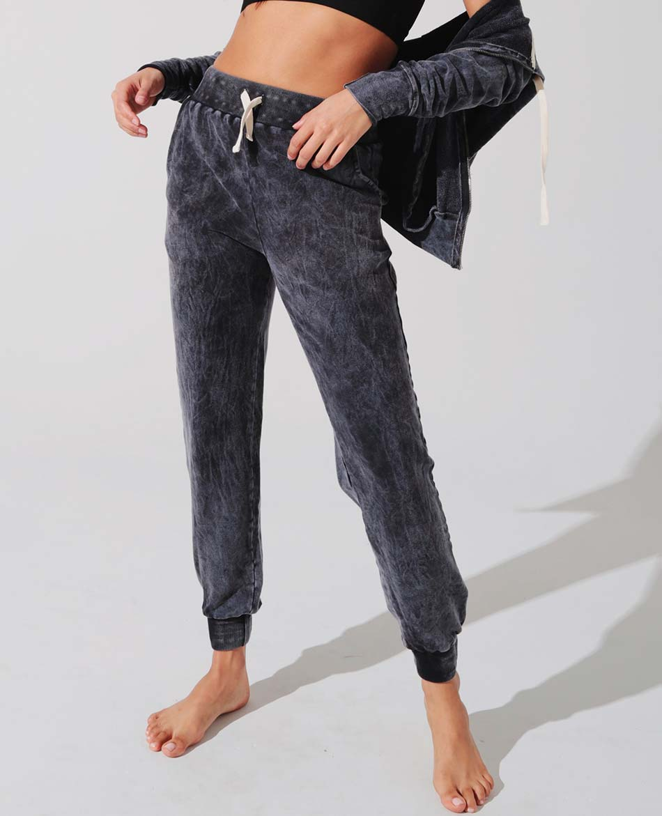 ELECTRIC & ROSE PANTALONES ELECTRIC & ROSE PARKER JOGGER