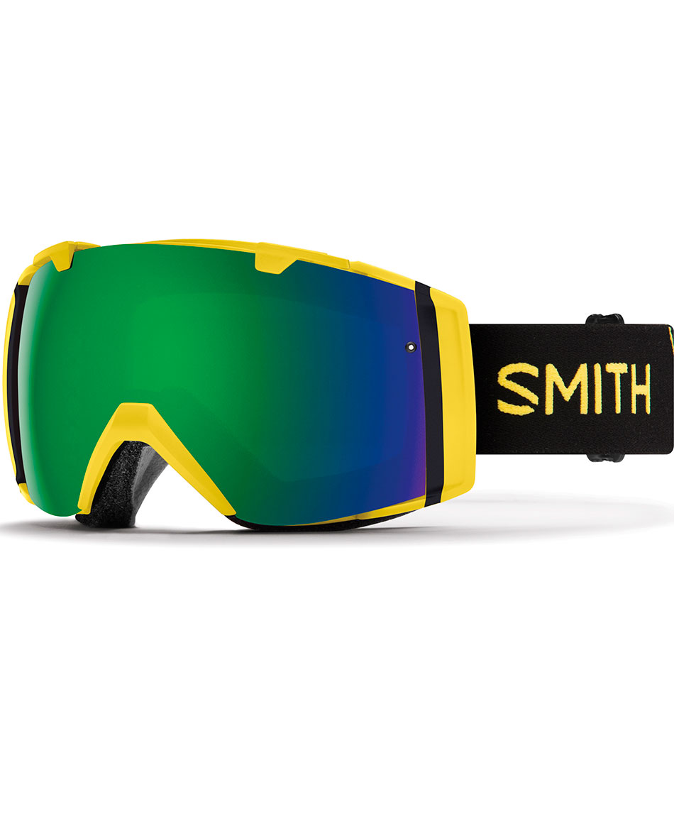 SMITH GAFAS DE VENTISCA SMITH I/O DOS LENTES S3+S1