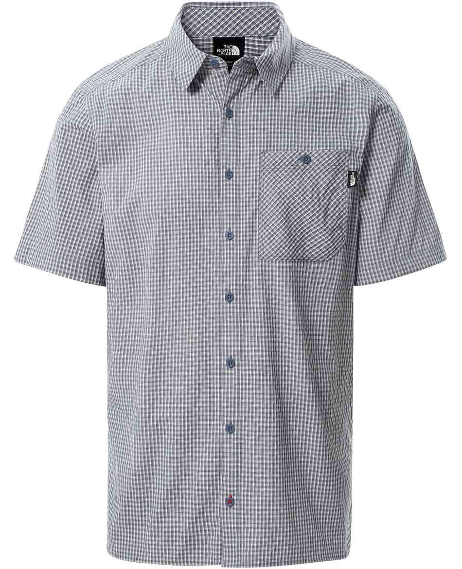NORTH FACE CAMISA MANGA CORTA NORTH FACE HYPRESS